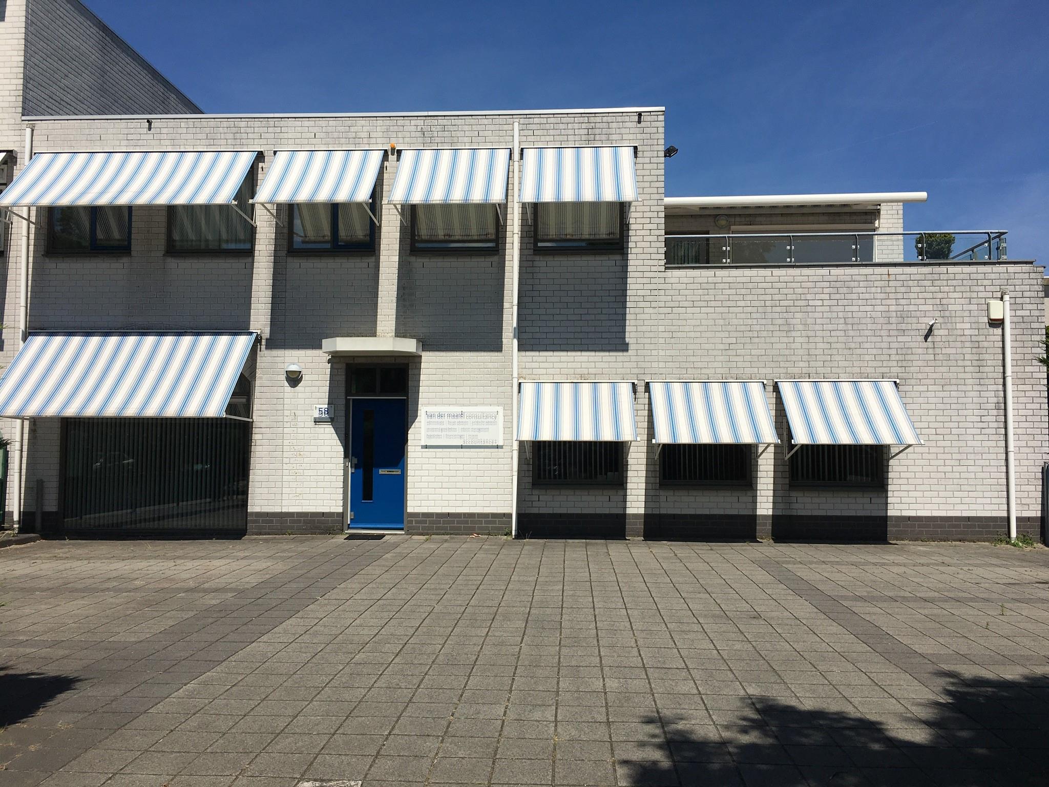 Administratie kantoor van Maarel Consultancy